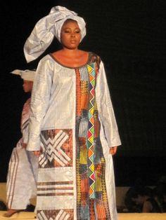 Les sublimes bazins de Maimour African Print Dresses, African Print Fashion, Africa Fashion, Tribal Fashion, African Dress, Womens Fashion, African Prints, African Attire, African Wear