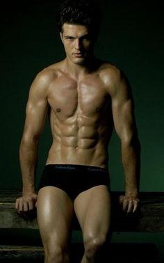 Diego Miguel In Calvin Klein Underwear - Perfect Body