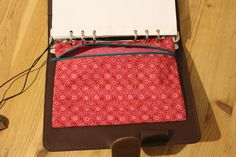 Kalender-Täschen zum Einheften mit AnleitungKalender-Täschen zum Einheften Anleitung