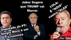 Deputado do PT chama Juiz Moro de CRIMINOSO. 10 MEDIDAS sofrem forte pre...