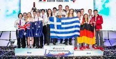 Παγκόσμιοι πρωταθλητές στέφθηκαν οι Έλληνες μαθητές από τη Θεσσαλονίκη - ομάδα «Infinite Racing» - στον παγκόσμιο διαγωνισμό σχεδιασμού κατασκευής και...
