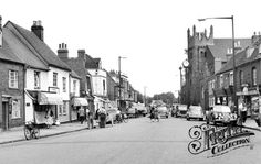 Photo of Billericay, High Street from Francis Frith Family Tree Research, Family Roots, Back In Time, British History, Britain, To Go, England, Street View, In This Moment