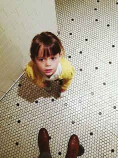 // kitchen floor tiling dreams.