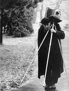 Czech photographer Josef Sudek (1896-1976)