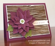 Reason for the Season, Festive Flower Builder punch, Words of Truth, Stampin' Up!, Brian King, FabFri73