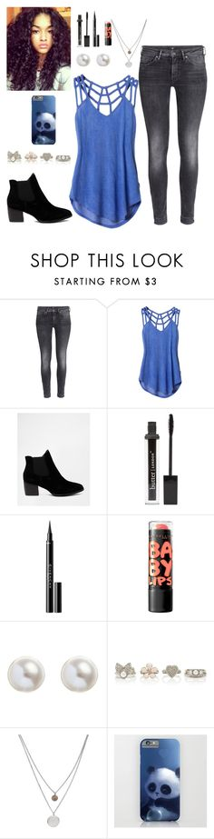 """""""inspired"""" by thepearllesswonder ❤ liked on Polyvore featuring H&M, Truffle, Butter London, Givenchy, Forever New and Kenneth Cole"""