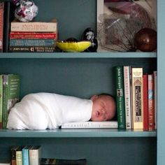 can't start them with books too early.