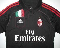 08ed0c37a AC Milan 2012 2013 third football shirt by Adidas calcio Italy ACM jersey  soccer