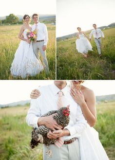 a rustic farm wedding in boulder colorado  on COUTUREcolorado
