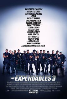 The Expendables 3 (2014) ... Barney augments his team with new blood for a personal battle: to take down Conrad Stonebanks, the Expendables co-founder and notorious arms trader who is hell bent on wiping out Barney and every single one of his associates. (15-Mar-2015)