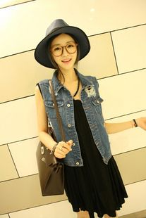 Yes is a fan of ladies  vest look good, Oh well like to this vest jacket