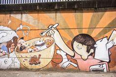 Street Art in Nantes, France | The Travel Tester