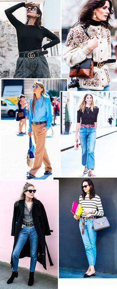 o cinto da gucci é o favorito das fashionistas