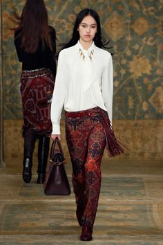Tory Burch Fall 2015 Collection