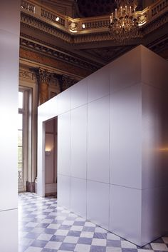 La Monnaie de Paris accueille jusqu'au 18 septembre l'exposition « L'univers des Collectionneurs », la septième édition d'AD Intérieurs / © Claire Israël