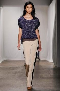 Rebecca Taylor Spring Summer Ready To Wear 2013 New York