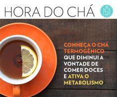 Chá Termogênico  Ingredientes: – 1 colher de sopa de hibiscus – 1 colher de sopa…