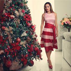 Peça elegante e confortável para estar a vontade com a família no Natal. @f_zaiden #reginasalomao #summer18 #merryxmas