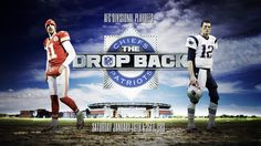 #NFL The Drop Back: Chiefs vs. Patriots Movie Trailer | NFL Divisional Playoffs