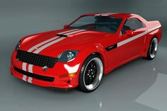 Ford Thunderbird Concept. ??? Keep working-you can do better, Ford.