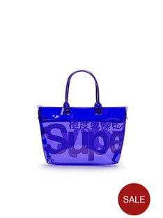 Superdry Mini Jelly Whopper Tote Bag