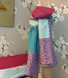 Foulard - Chèche en Tissu froufrou 2015   Echarpe, foulard, cravate par  hier- 7c6642ad4b3