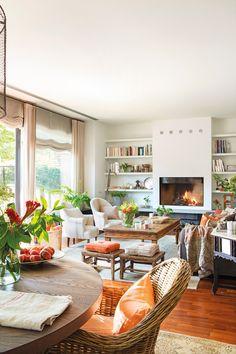 Baera Y Ducha Living Room DesignsLiving DecorIndustrial