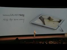 Samsung Galaxy Note 10.1 Has Arrived - Highlights from the U.S. launch event.