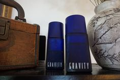 Gravity Men's Cologne .75 oz. spray & After Shave 1.25 oz. #Coty