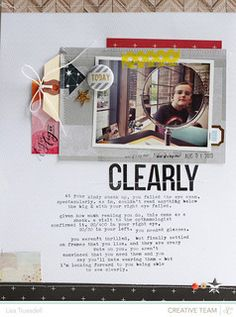 clearly // studio calico thataway + storybook by gluestickgirl at @Studio_Calico