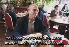 17 Times We Could Totally Relate To Larry David You may be unaware, but a VERY important holiday falls in the first week of July.  No, not the 4th of July, the 2ND of July, otherwise known as Larry David's birthday. Yes, today is a day to celebrate crankiness, endless sarcasm and a general disdain for humankind.