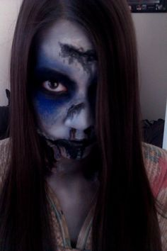 Zombie-version of the girl from The Ring?  We'll take it.