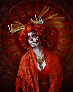 """The Dia De Los Muertos festival is a beautiful display of culture, one that being in southern California..."
