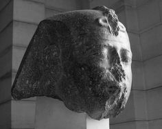 Sphinx #sphinx #esfinge #egypt #egyptian #head #louvre #museum #paris #museo #cabeza #egipto #egipcio #stone #piedra