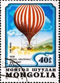MONGOLIA - CIRCA 1982