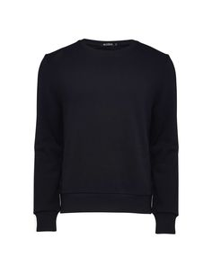 Hubertz sweatshirt - Men's sweatshirt in French terry. rib at cuffs, neck and bottom hem. Tiger Of Sweden, Mens Sweatshirts, French Terry, Fitness, Sweaters, Cuffs, Fashion, Men's Sweaters, Moda