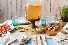 Frisse ijsthee met munt, citroen en perzik | HelloFresh Blog