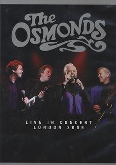 En el 2006 el otrora famoso grupo The Osmonds se presentó en  Londres. Ahora el grupo está formado sólo por cuatro de los integrantes originales incluyendo a Jimmy el benjamín de la familia. Además de viajar por la nostalgia de canciones bien fresas que me gustaban mucho hace 35 años, es padre ver cómo las fans londinenses son fieles y conservan no sólo los gritos y cantos, sino hasta las bandas que usaban en los conciertos en lugar de las pancartas actuales. http://youtu.be/yqDiYR02pAw