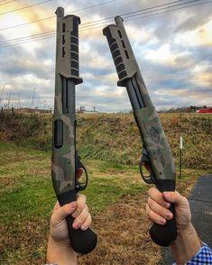 Military Weapons, Weapons Guns, Guns And Ammo, Remington 870 Tactical, Tactical Shotgun, 870 Express Tactical, Arsenal, Gun Storage, Custom Guns