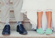 10 Brides Who Didn't Wear Heels