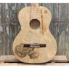 Guitarra Española Personalizada