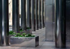 Image result for modern building columns