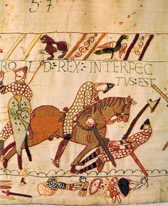 10/14/1066 - The Battle of Hastings occurred in England. The Norman forces of William the Conqueror defeated King Harold II of England.