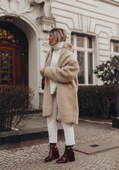 Herbst-Winter-Outfits Be Bad . , Inspirationsideen Herbst-Winter-Outfits Be Bad . Mode Outfits, Trendy Outfits, Fashion Outfits, Fashion Trends, Travel Outfits, Fall Winter Outfits, Autumn Winter Fashion, Autumn Fall, Dress Winter