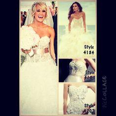 Carrie Underwood's Wedding tiara. Her wedding must have been so ...