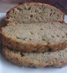 Moist Zucchini Bread by Divas Can Cook