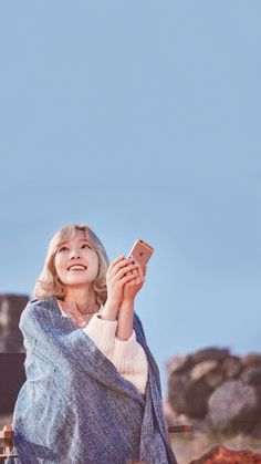 Check out SNSD TaeYeon's pictures for Jeju Samdasoo