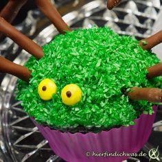 Muffin Spinne Halloween Gruselabend #foodporn #foodlove #lecker #delicious #lecker #Kindergeburtstag
