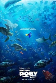 Finding Dory torrent download full movie