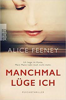 Für Thriller-Fans erscheint im Dezember Manchmal lüge ich von Alice Feeney! Entdeckt weitere Buch-Neuheiten auf meinem Blog!